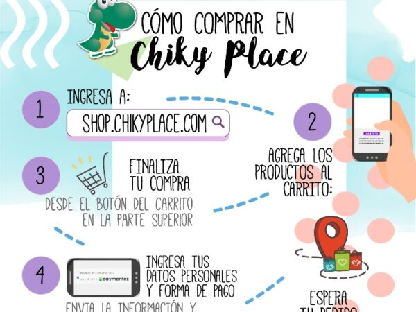Tienda Online Chiky Place