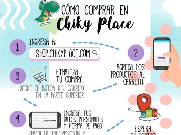 Tienda Online Chiky Place